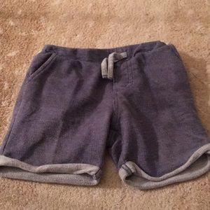 7 for all man kind grey sweat shorts Size 6/9M